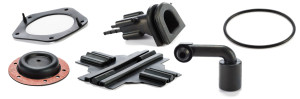 Selection of Bespoke Rubber Components