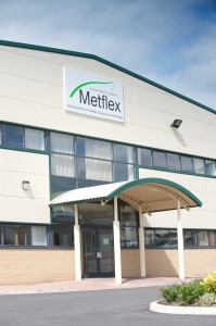 Outside view of Metflex Reception