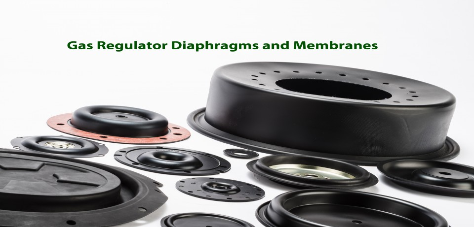 Gas Regulator Diaphragms